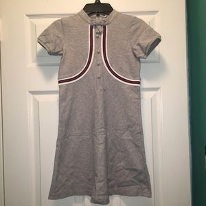 Brand New with Tags GUCCI Girls Cotton Dress Sz 8
